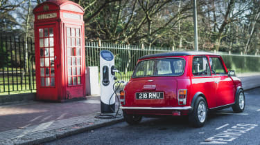 Swind E Classic Mini electric