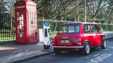 Swind E Classic Mini electric