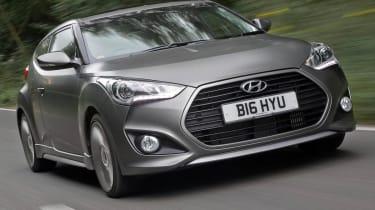 Hyundai Veloster Turbo priced