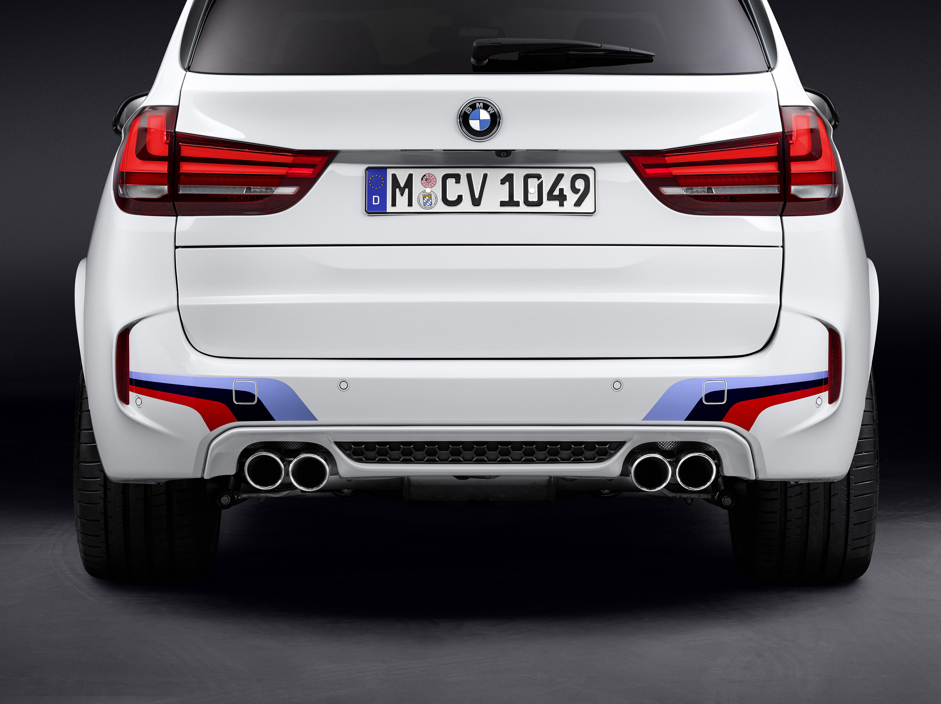 BMW launches M Performance parts range for X5 M and X6 M | Evo