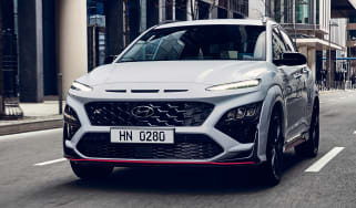 Hyundai Kona N revealed