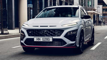 Hyundai Kona N revealed