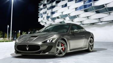 Maserati GranTurismo MC Stradale details and pictures