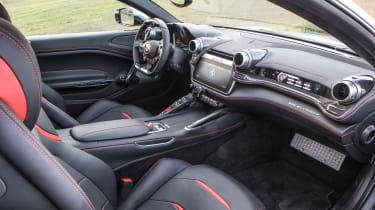 Ferrari GTC4 Lusso T - interior 2