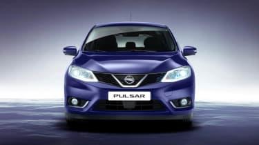 Nissan Pulsar front