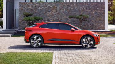 Jaguar i-Pace - profile