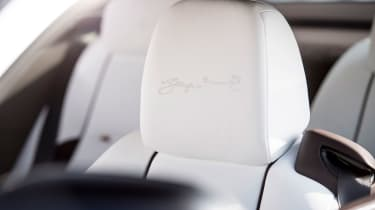 Rolls-Royce Wraith Inspired by Music - George Martin signature