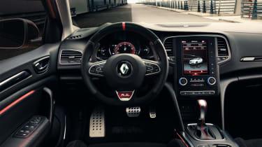 Renault Megane RS - interior