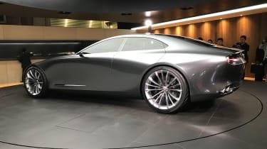 Mazda Vision Concept Coupe - live - rear
