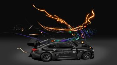 Cao Fei BMW Art Car - top