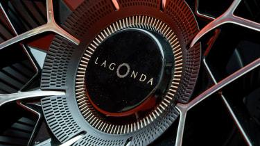 Aston Martin Lagonda Concept – wheel