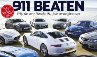 evo issue 168 new Porsche 911 beaten
