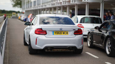 Goodwood track day - M2
