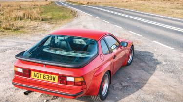 Porsche 924 Carrera GT – rear quarter