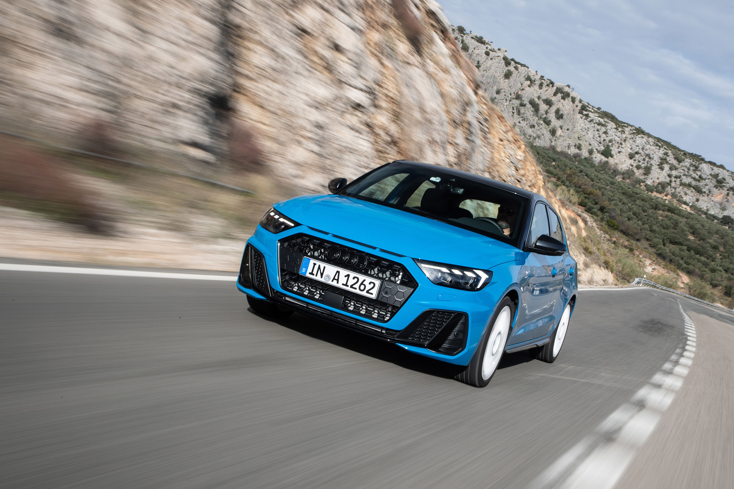 New 2018 Audi A1 S Line Competition Review A Posh Polo Gti Evo