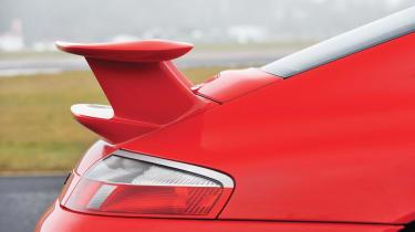 Porsche 911 GT3 spoiler 996