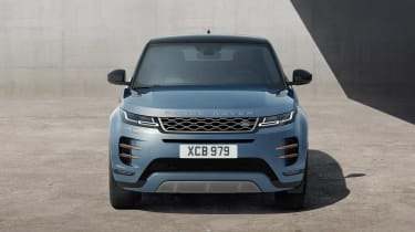 Range Rover Evoque - nose