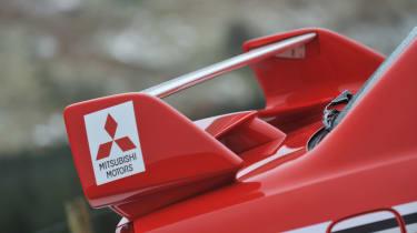 Mitsubishi Evo VI Tommi Makinen Edition - spoiler