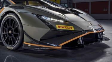 Lamborghini Huracán Super Trofeo Evo 2 – nose low