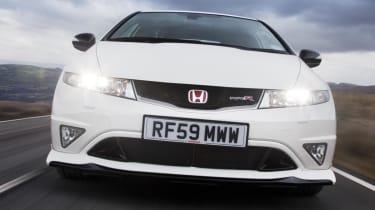 Honda Civic Type R ends production