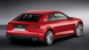 Audi Sport Quattro laserline rear