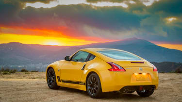 2018 Nissan 370Z Heritage Edition - Rear