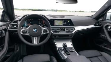 BMW 2-series 2021 – interior