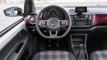Volkswagen Up GTI - interior