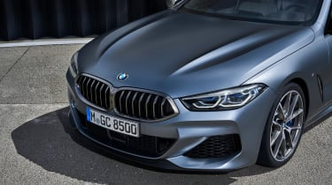 BMW 8-series Gran Coupe grille
