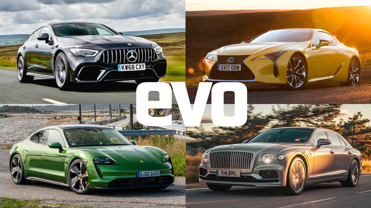 Best Gt Cars 2020 The Top 10 Elegant Grand Tourers You Can Buy Now Evo