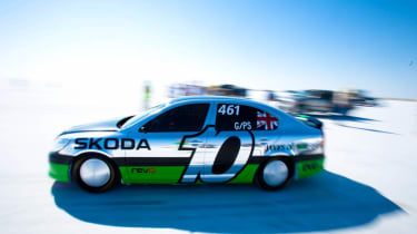 Live updates: Skoda on the Salt