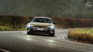 Audi RS e-tron GT evo - nose