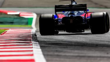 Spanish F1 - TR