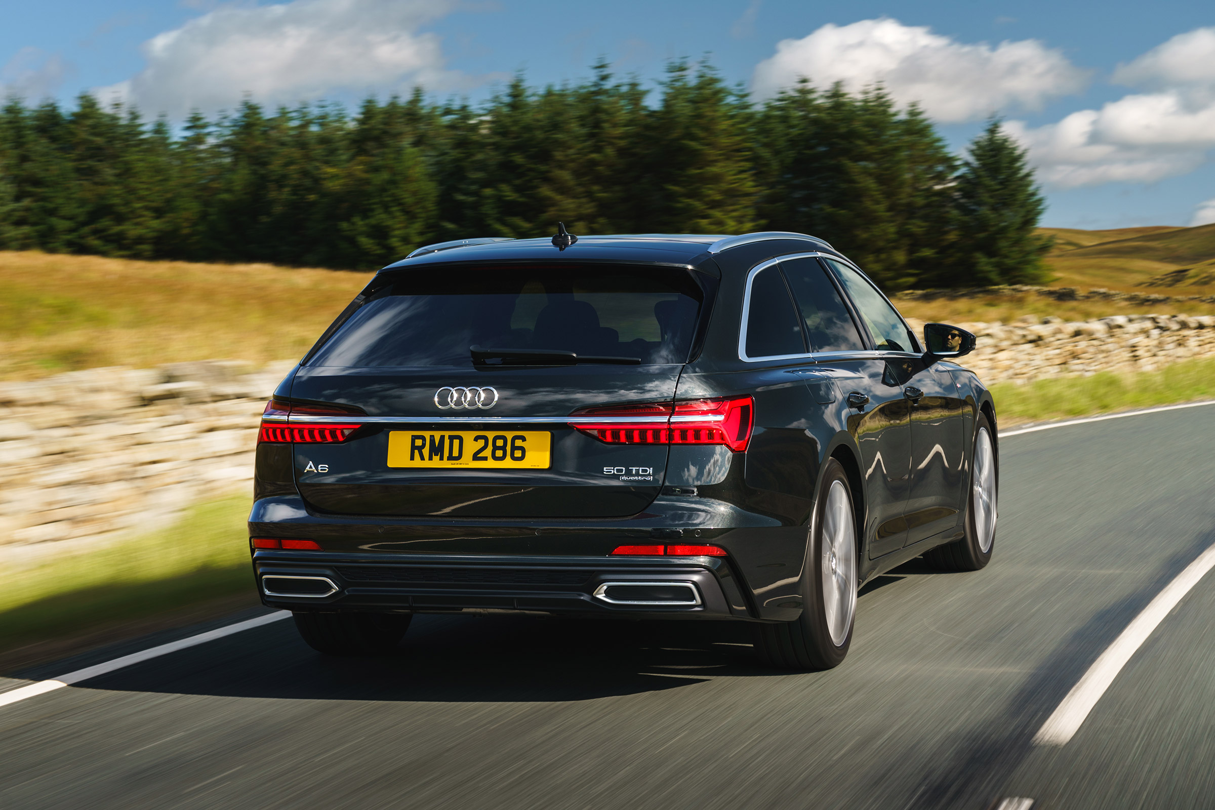 2019 Audi A6 Review Does The New A6 Finally Drive Better Than Its Rivals Evo