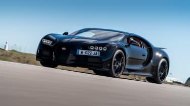 Bugatti Chiron - front three quarter