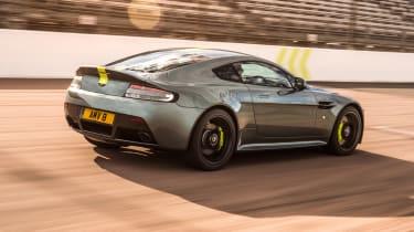 Aston Martin AMR Vantage - V12 rear