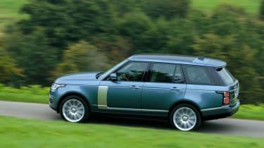 MY18 Range Rover - side