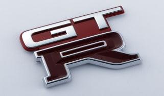 Nissan GT-R emblem