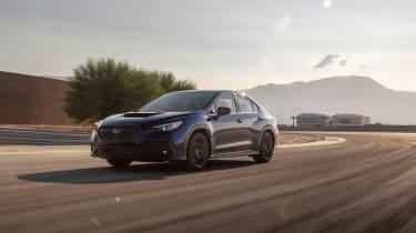All-new 2022 Subaru WRX GT – quarter