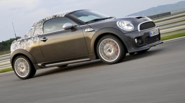 New Mini Coupe news and pictures