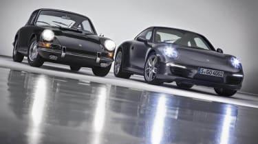 Porsche 911 50th birthday