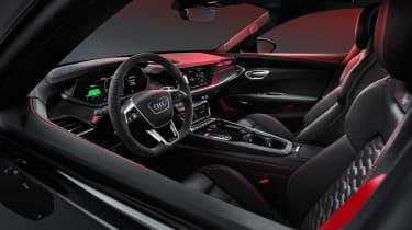 Audi RS e-tron GT - dash