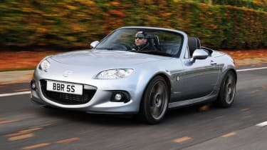 BBR Mazda MX-5 GT270 BBR Turbo