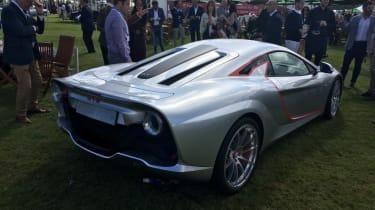 ATS Automobili GT - rear quarter