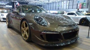 Geneva tuners: Ruf Porsche 911