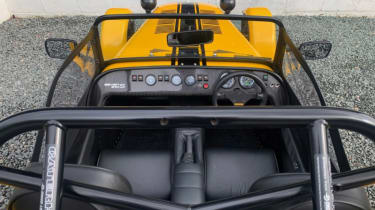Caterham 310S interior used cars