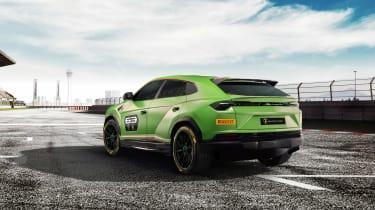Lamborghini Urus ST-X - rear quarter