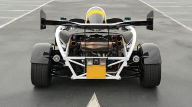 Ariel Atom 3.5R rear, with engine