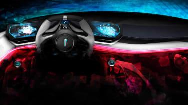 Automobili Pininfarina PF0 - interior