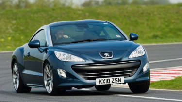 Peugeot RCZ 1.6 THP 156 review